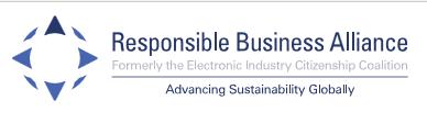 名称:RBA 描述:电子行业认证